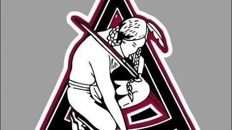 Arlington High Schools old mascot depicted a Native American man