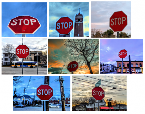 Stop Signs in Arlington